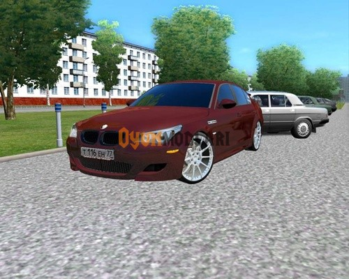 Photo of BMW M5 E60 1.3.3 – City Car Driving