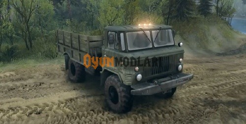 Photo of ZIL-157K Kamyon – Spintires