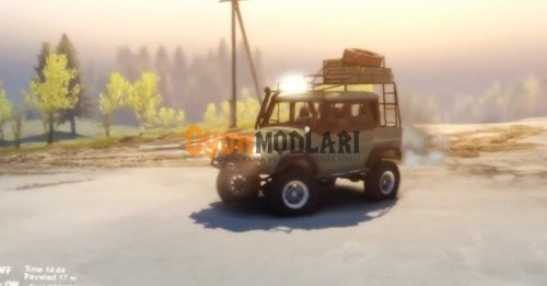 Photo of Gaz 469 G – Spin Tires