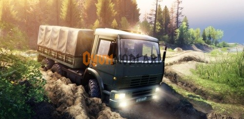 Photo of Kraz-7E6316 Kamyon – Spin Tires
