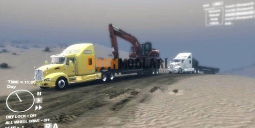 Photo of Kenworth T660 – Spin Tires