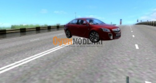 Photo of Opel Insignia OPC 1.3.3 – City Car Driving