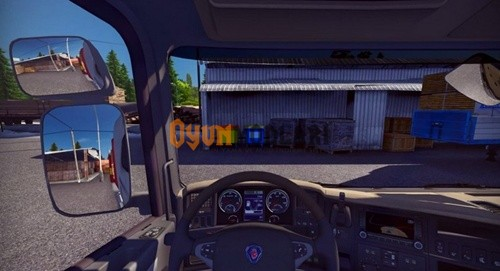 Photo of Scania Ultimate Ses Modu – Euro Truck Simulator 2