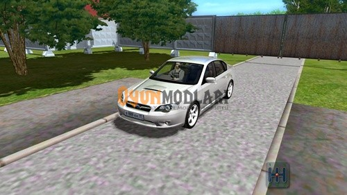Photo of Subaru Legacy B4 2.0 GT 2005 Model – 1.3.3 – City Car Driving