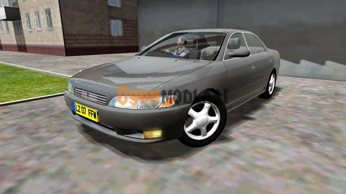 Photo of Toyota Mark II JZX90 – 1.3.3 – City Car Driving