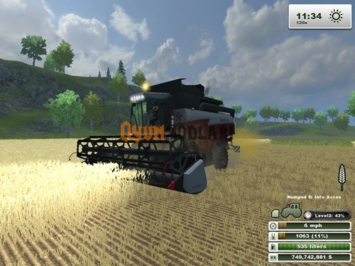 Photo of Acros 530 Biçer Döver – Farming Simulator 2013