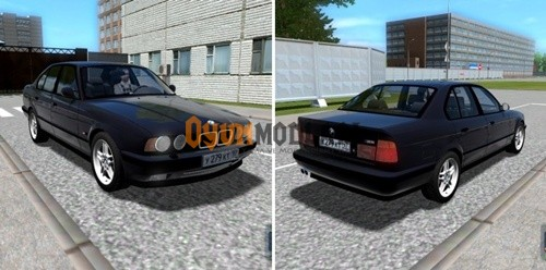 Photo of BMW M5 E34 1.3.3 – City Car Driving