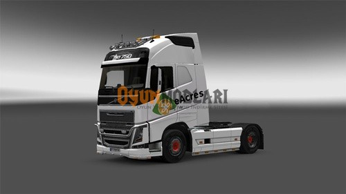 Photo of Volvo FH 2012 eAcres Tır Skini – Euro Truck Simulator 2