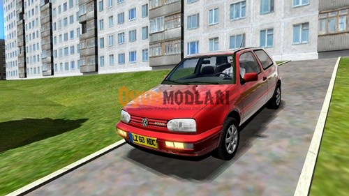 Photo of Golf GTI VR6 (Mk3) – 1.3.3 – City Car Driving