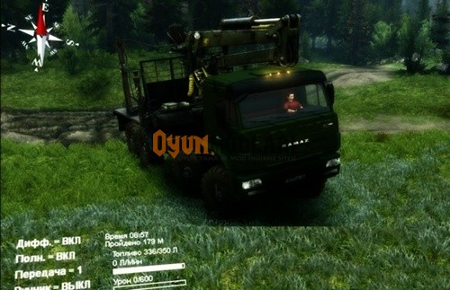 Photo of Kamaz 63501 Mustang Kamyon – Spin Tires