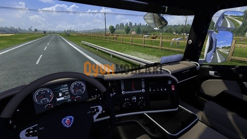 Photo of Scania için Mavi Gösterge Paneli – Euro Truck Simulator 2