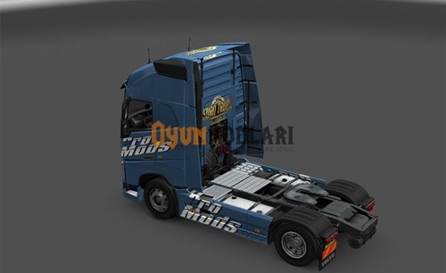 Photo of Volvo FH Promods Tır Skini – Euro Truck Simulator 2