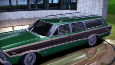Photo of Ford Country Squire (Carbon)