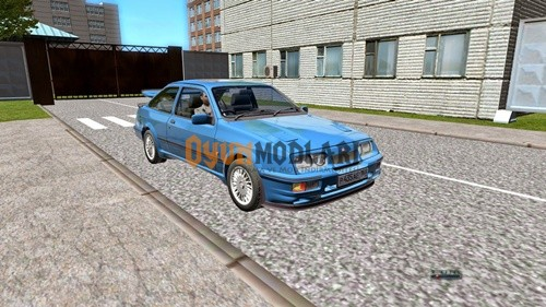 Photo of Ford Sierra RS500 Cosworth – 1.3.3 – City Car Driving