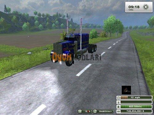 Photo of Hayes 2 Kamyon – Farming Simulator 2013