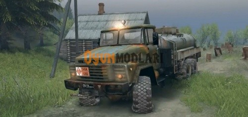 Photo of Kraz 260 Kamyon – Spin Tires