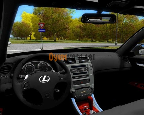 Lexus IS 350 by MiX [1