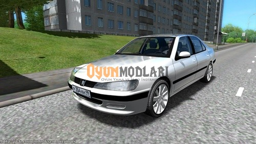 Photo of Peugeot 406 – 1.3.3 – City Car Driving