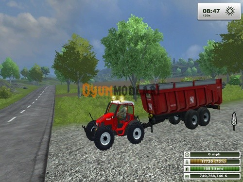 Photo of Reform Mounty 100 Traktör – Farming Simulator 2013