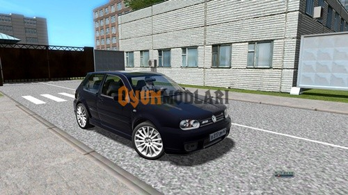 Photo of Volkswagen Golf R32 – 1.3.3 – City Car Driving
