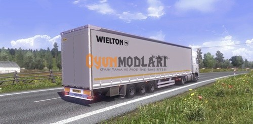 Photo of Wielton Mega Dorse – Euro Truck Simulator 2