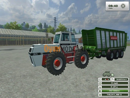 Photo of Case 2870 Traktör – Farming Simulator 2013