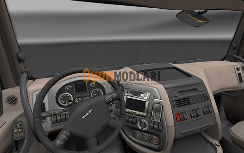 Photo of DAF XF Gri HD İç Tasarım – Euro Truck Simulator 2