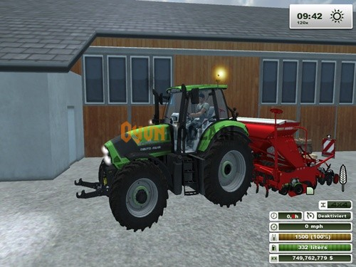 Photo of Deutz Agrotron 6190 Traktör – Farming Simulator 2013