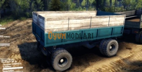 Photo of Kamaz V1 Römork Modu – Spin Tires