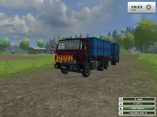Photo of Kamaz 5320 Kamyon – Farming Simulator 2013