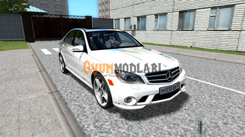 Photo of Mercedes-Benz C63 AMG 1.3.3 – City Car Driving