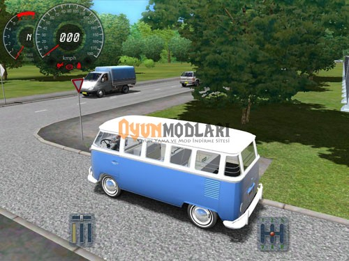 Photo of Volkswagen Transporter 1 Minibüs Yaması – City Car Driving