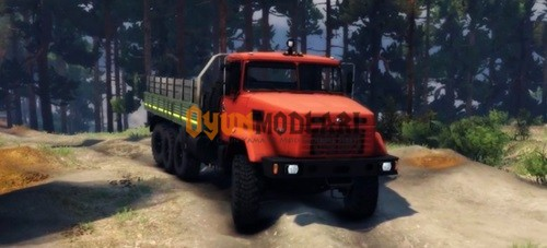 Photo of Kraz 7140 Kamyon Yaması – Spin Tires