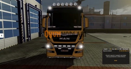 Photo of Man Euro 6 Kamyon Yaması – Euro Truck Simulator 2