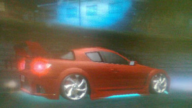 Photo of NFS Garaj – Mazda Rx8 – Memo
