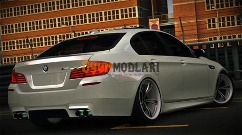 Photo of Live For Speed – BMW M5 F10 2012 Model