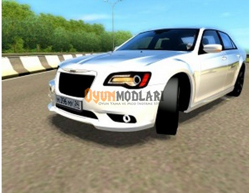 Photo of City Car Driving – Chrysler C-300 Araba Yaması