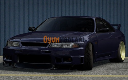 Photo of Live For Speed – Nissan Skyline R33 GTS25T Araba Yaması