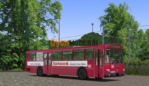 Photo of Omsi Bus Simulator – Mercedes Benz 307 Şehiriçi Otobüs Yaması