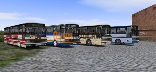 Photo of Omsi 2 – Setra S215 Eski Model Otobüs Yaması