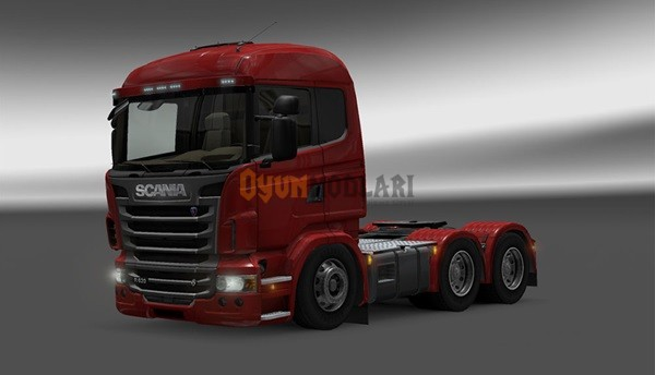 Photo of Euro Truck Simulator 2 – Scania Düşük Güverte Modu