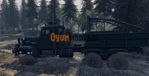Photo of KRAZ 255 B1 Kamyon Yaması – Spin Tires