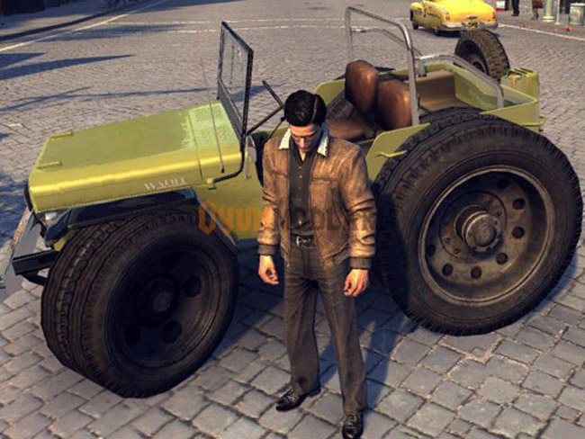 Photo of Mafia 2 Jeep Yaması