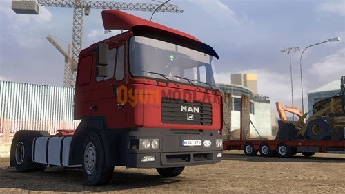 Photo of Euro Truck Simulator 2 – MAN F2000 Kamyon Modu