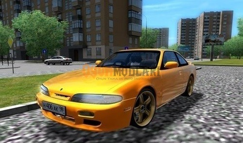 Photo of City Car Driving – Nissan Silvia K39 S14 – 1.3.3