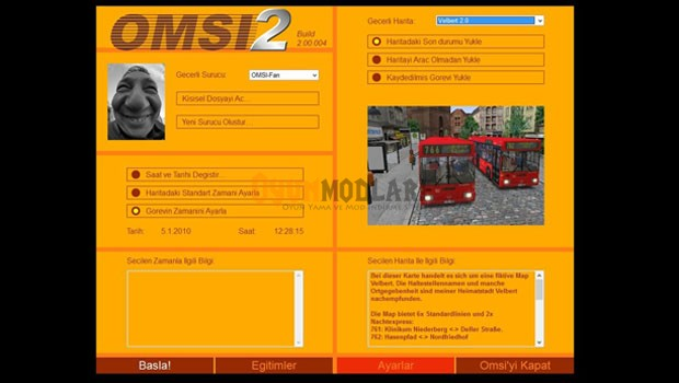 Photo of Omni Bus Simulator(Omsi) 2 Türkçe Yama İndir