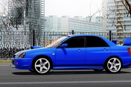 Photo of City Car Driving – Subaru Impreza WRX STI – 1.3.3