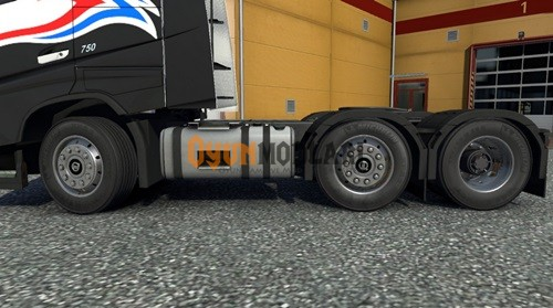 Photo of Volvo Orjinal Tekerlek Modu – Euro Truck Simulator 2