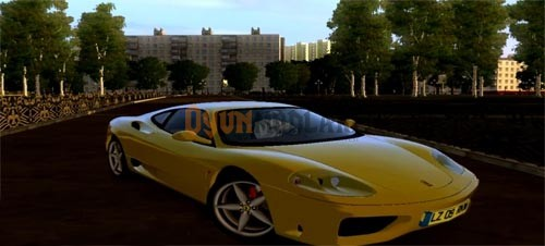 Photo of City Car Driving 1.4 – Ferrari 360 Modena Araba Yaması