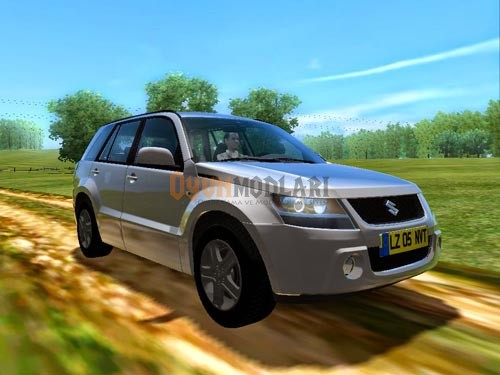 Photo of City Car Driving 1.4 – Suzuki Grand Vitara Araba Yaması
